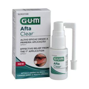GUM Afta Clear 15ml
