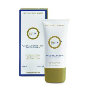 Pulcral Scrub Ioox Gel Exfoliante 50ML