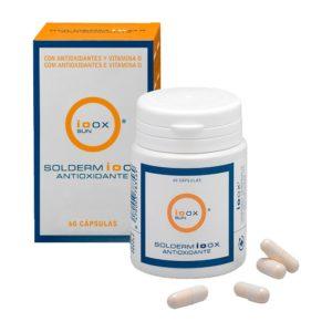 Solderm Ioox Antioxidante 60 Caps