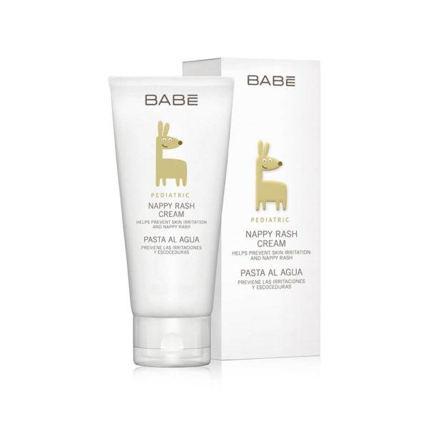 BABE Nappy Cream - Pasta al agua