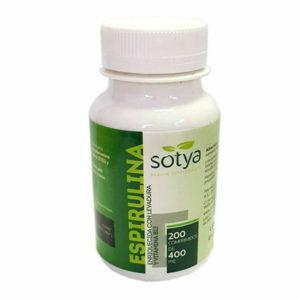 Sotya Espirulina 200 comprimidos 400 mg