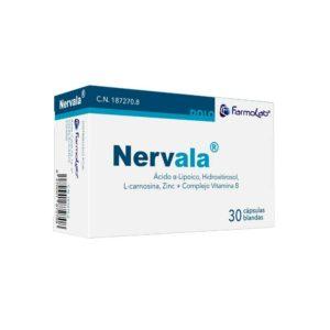 FarmoLab Nervala 30 capsulas blandas